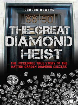 cover image of The Great Diamond Heist
