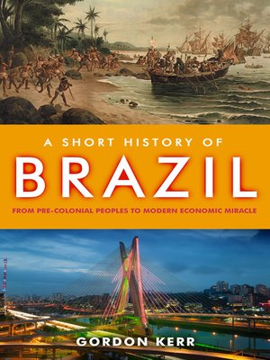 cover image of A a Short History of Brazil