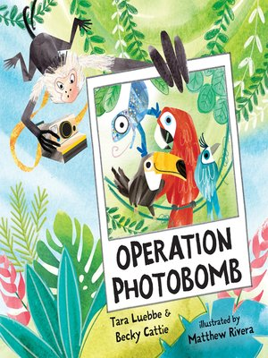 cover image of Operation Photobomb
