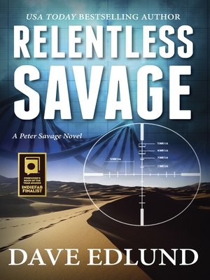 cover image of Relentless Savage
