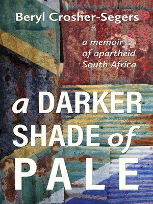 cover image of A Darker Shade of Pale