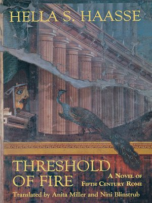 cover image of Threshold of Fire