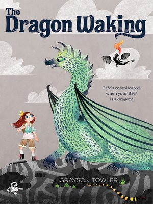 cover image of The Dragon Waking