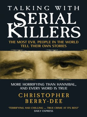 cover image of Talking with Serial Killers