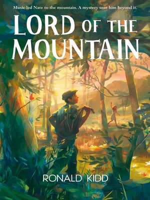 cover image of Lord of the Mountain