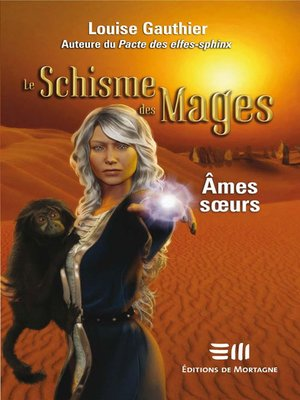 cover image of Le Schisme des Mages 2