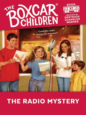 cover image of The Radio Mystery