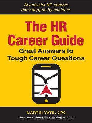cover image of The HR Career Guide