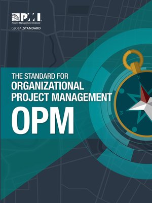 cover image of The Standard for Organizational Project Management (OPM)