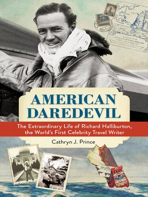 cover image of American Daredevil