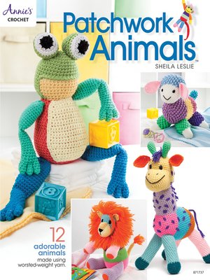 cover image of Patchwork Animals