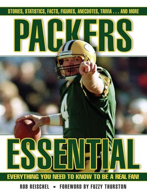 cover image of Packers Essential