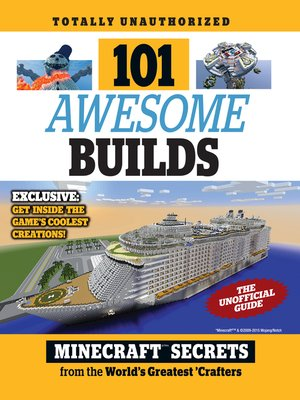 cover image of 101 Awesome Builds