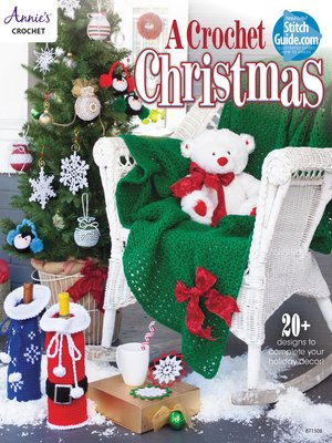 cover image of A Crochet Christmas