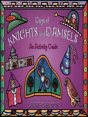 cover image of Days of Knights and Damsels