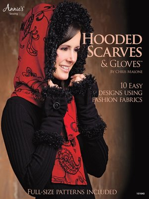 cover image of Hooded Scarves & Gloves
