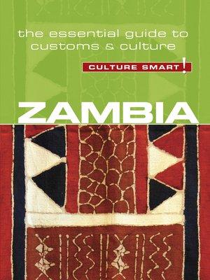 cover image of Zambia--Culture Smart!