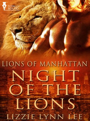 cover image of Night of the Lions