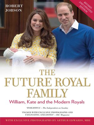 cover image of The Future Royal Family