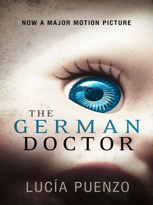 cover image of The German Doctor