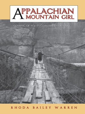 cover image of Appalachian Mountain Girl
