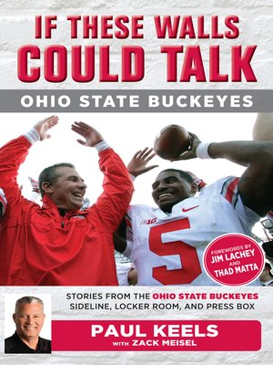 cover image of Ohio State Buckeyes: Stories from the Buckeyes Sideline, Locker Room, and Press Box