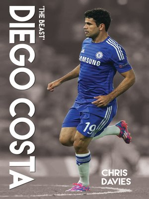 cover image of Diego Costa