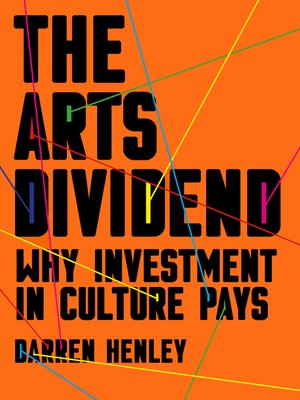 cover image of Arts Dividend