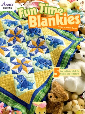 cover image of Fun Time Blankies