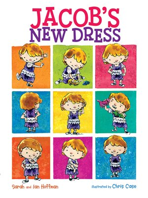 cover image of Jacob's New Dress