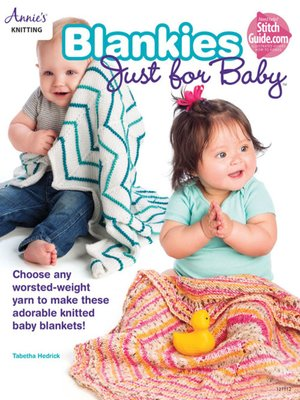 cover image of Blankies Just for Babies