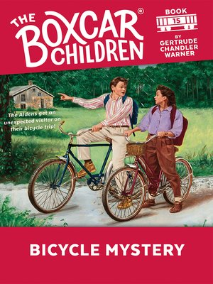 cover image of Bicycle Mystery