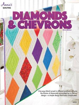 cover image of Diamonds & Chevrons