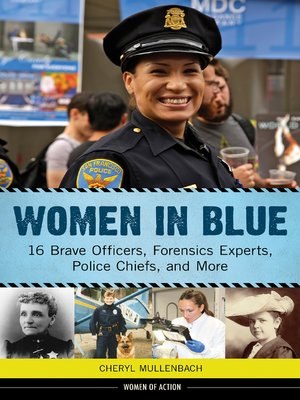 cover image of Women in Blue