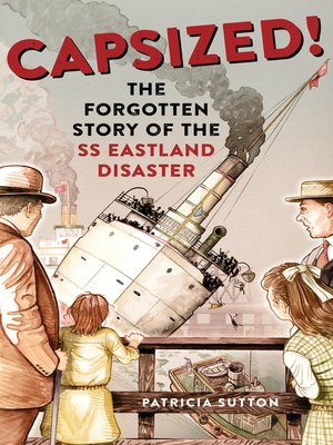 cover image of Capsized!