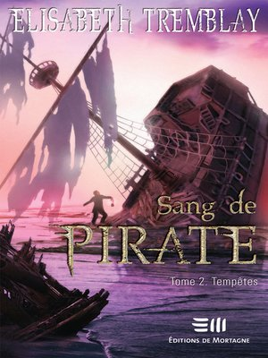 cover image of Sang de Pirate 02