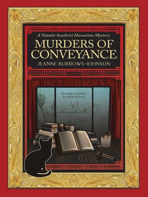 cover image of Murders of Conveyance