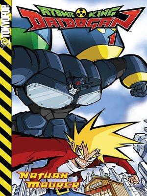 cover image of Atomic King Daidogan Manga