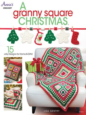 cover image of A Granny Square Christmas