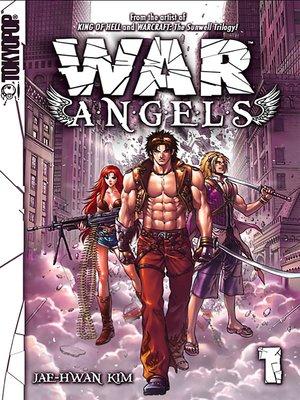 cover image of War Angels Manga
