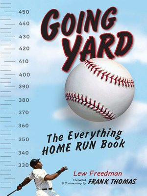 cover image of Going Yard