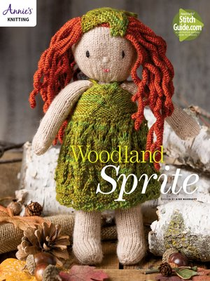 cover image of Woodland Sprite Fairy Knit Pattern
