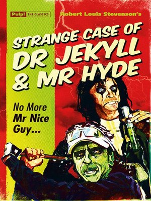 cover image of Strange Case of Dr Jekyll & Mr Hyde
