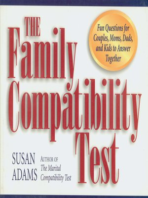 cover image of The Family Compatibility Test