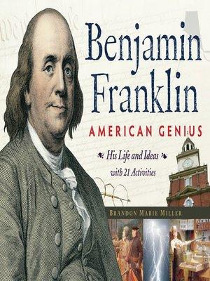 cover image of Benjamin Franklin, American Genius