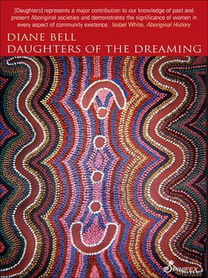 cover image of Daughters of the Dreaming
