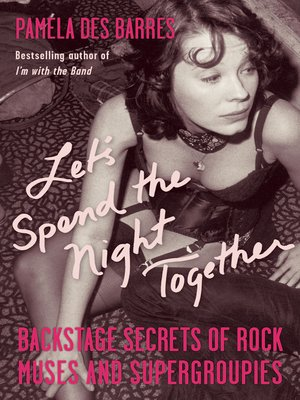 cover image of Let's Spend the Night Together