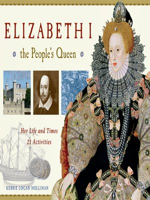 cover image of Elizabeth I, the People's Queen