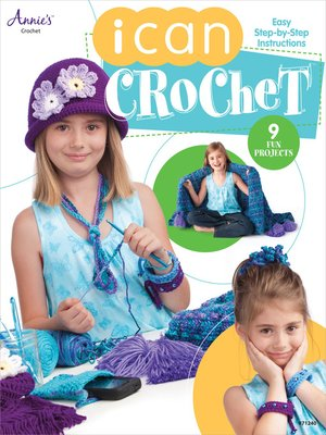 cover image of I Can Crochet