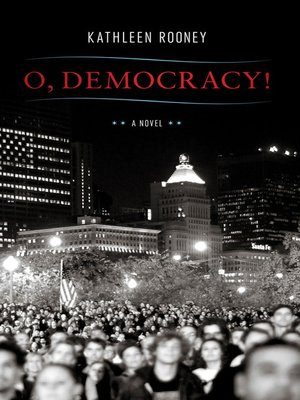 cover image of O, Democracy!